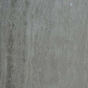 China Guizhou Wooden Grey Marble Stone Slabs/Tiles