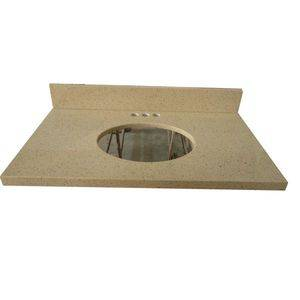 Factory Directly Quartz Worktop/Vanity Top Supplier