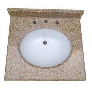 Golden Rust Granite Vanity Top Supplier