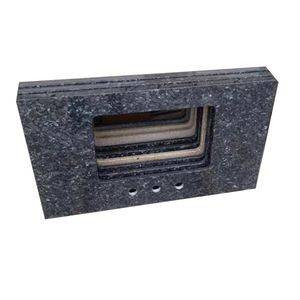 Imported Blue Granite Vanity Top Supplier