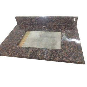 Indian Brown Granite Vanity Top Supplier