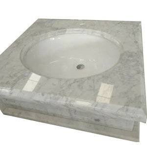 Double Layers Marble Vanity Top Supplier/Exporter
