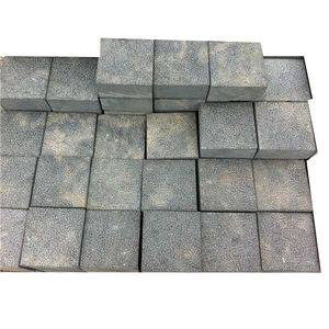 Bush Hammered Basalt Cubes Pavement Supplier