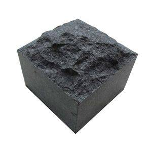 China Black Granite Cubes/Cobble Supplier