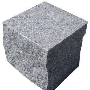 Shandong Lu Grey Granite Cubic Supplier