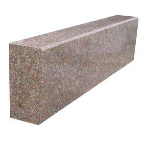 Cheap Pink Granite Kerb/Curbstone Supplier