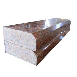 Red Granite Kerbs/Curbstone Supplier