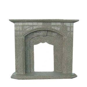 Cheap Grey Granite Fireplace Surround Supplier