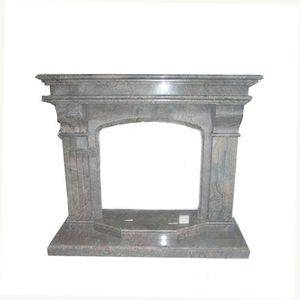 Paradiso Purple Granite Fireplace Surround Supplier/Exporter