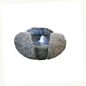 Natural Rock LED Stone Fountain Supplier/Exporter