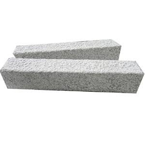 G603 Grey Granite Road Kerbstone