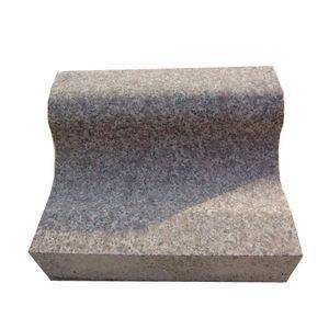 Cheap Wulian Red Granite Kerbstone